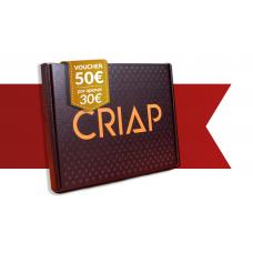 Pack Formação CRIAP | Voucher de 50€