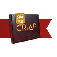 Pack Formação CRIAP | Voucher de 500€